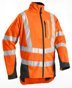 forest jacket high viz