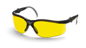 yellow glasses x